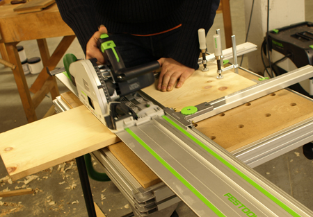 Festool Parallel Guide - Best Idea Since Sliced bread 5