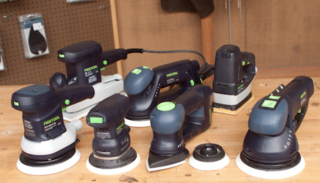 Festool Fall 2011 Promotion - Sanders! 4