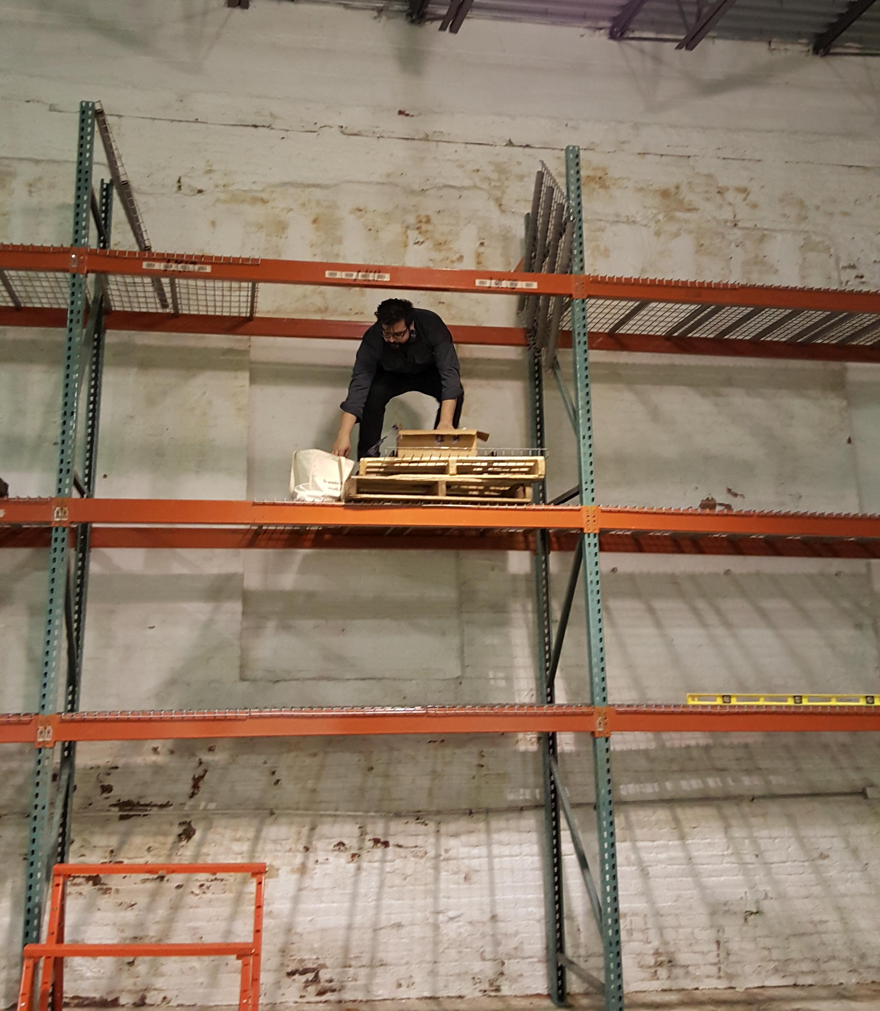 Sawmaking returns to 26th Street 4