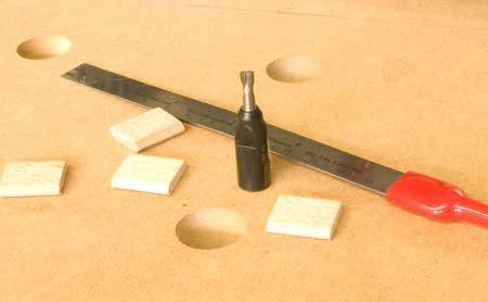 4mm Domino for 1/2 Plywood 4