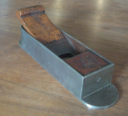 The History of Mitre planes - Pt 2 - The early 19th Century Before Infill Bench Planes Were Developed 4
