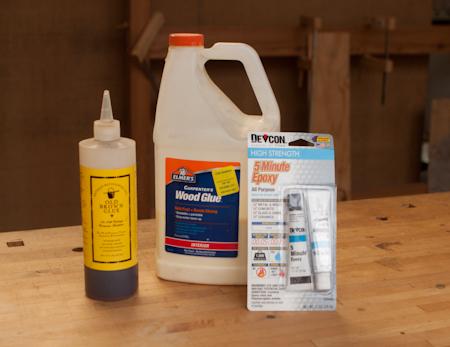Tool Test: Which Glue is Better - Epoxy, Yellow Wood Glue, or Liquid Hide Glue 4