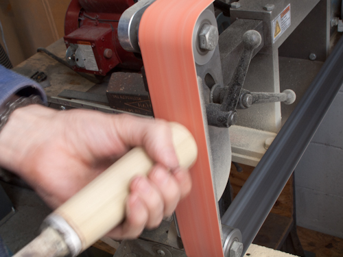 English Mortise Chisels - Mid-18th Century to Now - Part 5 - How to Handle a Chisel 10