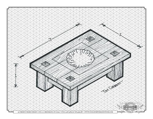 Isometric Drafting Paper 4