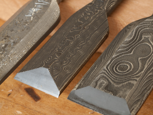 Decorative Japanese Chisels 9