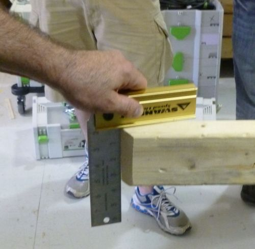 I Go To Festoool Training and Find Out About Splinter Guards on Jigsaws 7