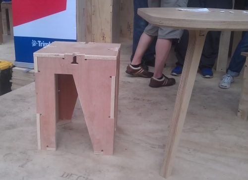 Maker Faire Furniture 9
