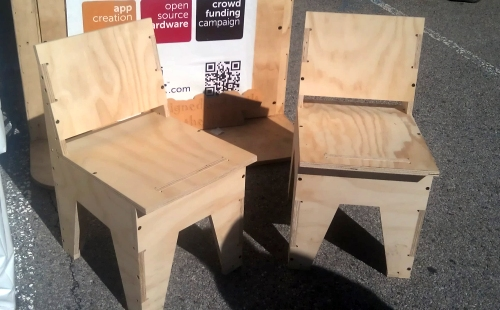 Maker Faire Furniture 10