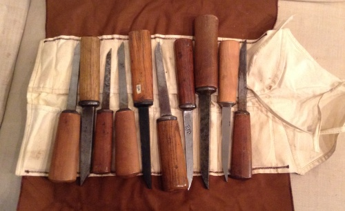 English Mortise Chisels - Mid-18th Century to Now - Introduction 4