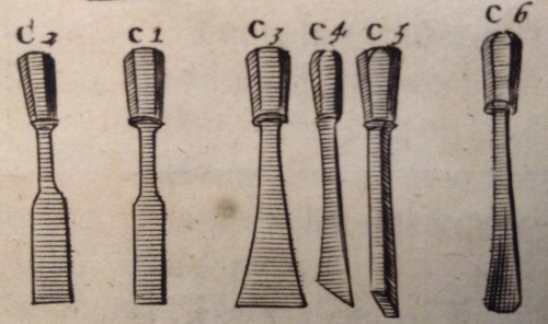 English Mortise Chisels - Mid-18th Century to Now -  Part 3 - The Body of The Tool 4