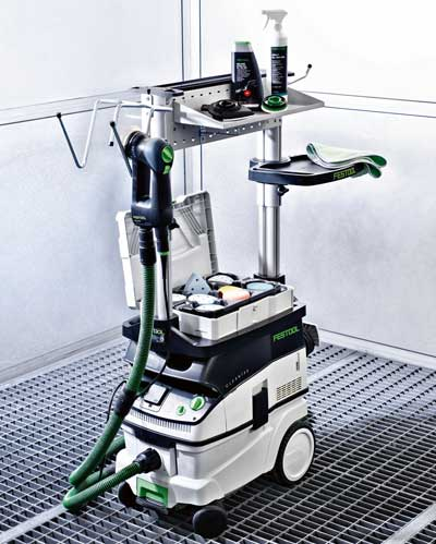Festool New Tools and Price Increases March 1, 2011 4