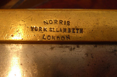 Norris Saw Collecting 5