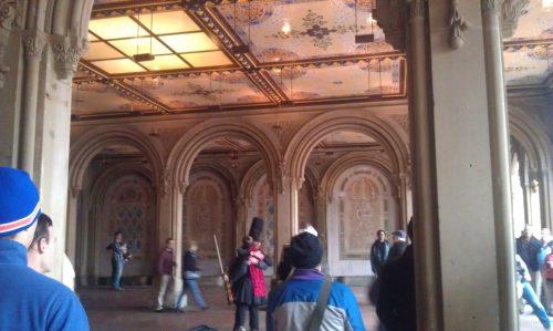 Decorative Art and a Walk Through Central Park 9
