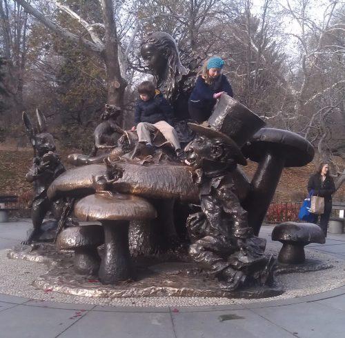 Decorative Art and a Walk Through Central Park 5