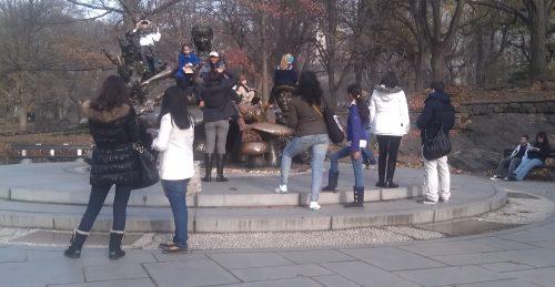 Decorative Art and a Walk Through Central Park 6