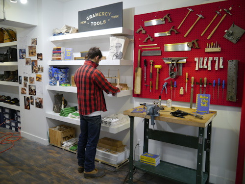 Tools for Working Wood Opens a Pop-Up Shop 4