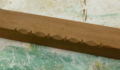 Using Rasps in the Woodshop Can Add Flourishes to Basic Work. 7