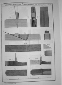 The History of Mitre Planes - The Marquetry Plane - Part 1 6