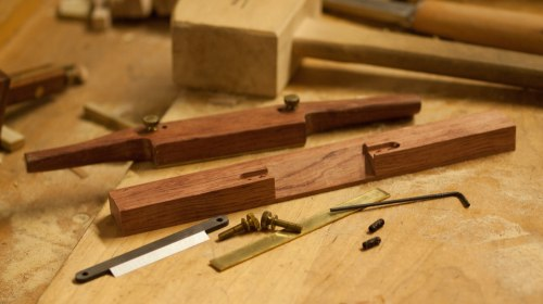 wooden spokeshave plans 1