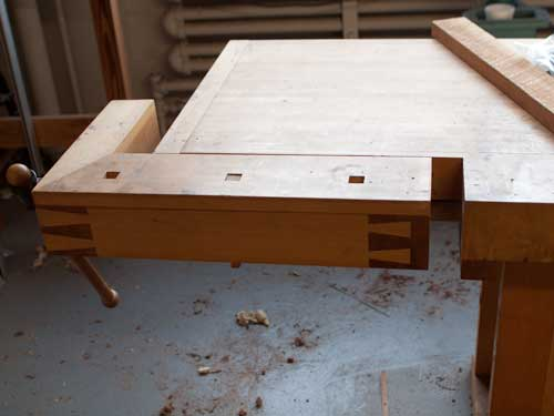Original Benchcrafted Tail Vise  Heritage School Of Woodworking Blog