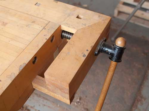 The Traditional Tail Vise - Followup 6