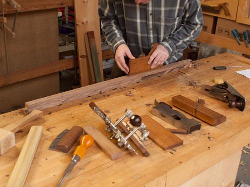 Introducing  The Gramercy Tools Veneer Saw 4