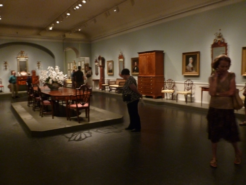 A Visit to the Kaufman Collection - Empire Furniture is Truly Hideous and Other News 4