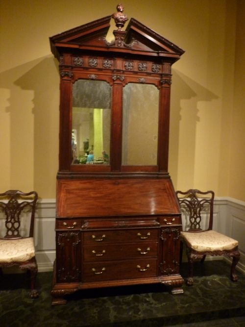 A Visit to the Kaufman Collection - Empire Furniture is Truly Hideous and Other News 6