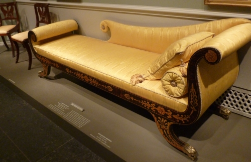 A Visit to the Kaufman Collection - Empire Furniture is Truly Hideous and Other News 10
