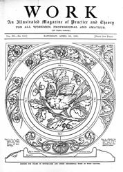 WORK No. 110- Published April 25, 1891 4