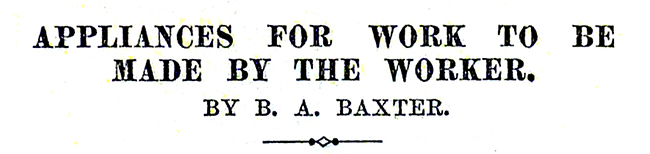 WORK No. 113- Published MAY 16, 1891 6