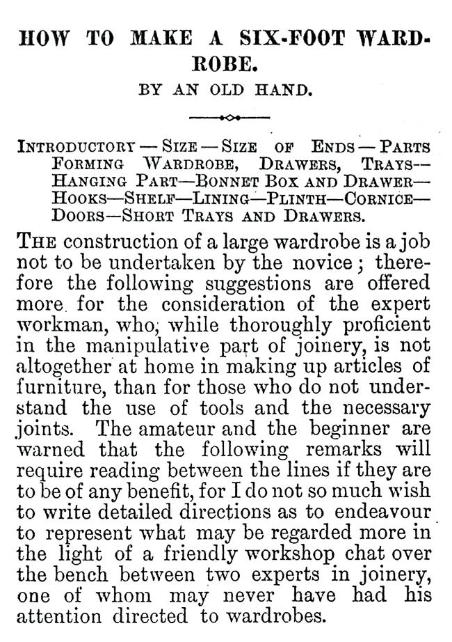 WORK No. 116- Published June 6, 1891 6