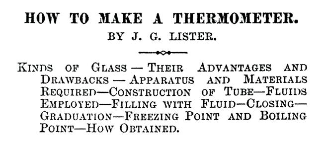 WORK No. 116- Published June 6, 1891 10