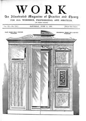 WORK No. 116- Published June 6, 1891 4
