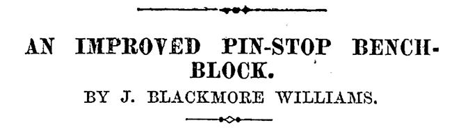 WORK No. 119- Published June 27, 1891 6