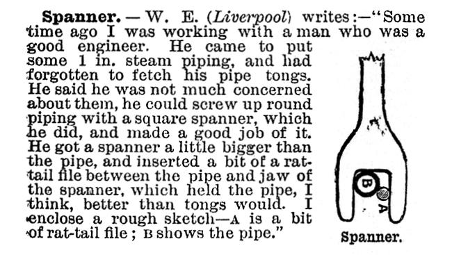 WORK No. 121- Published July 11, 1891 8