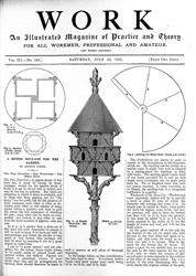 WORK No. 123- Published July 25, 1891 4