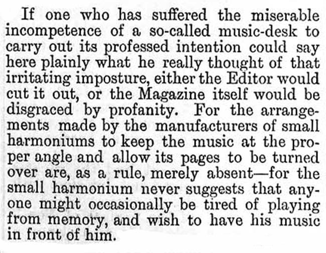 WORK No. 140 - Published November 21, 1891 6