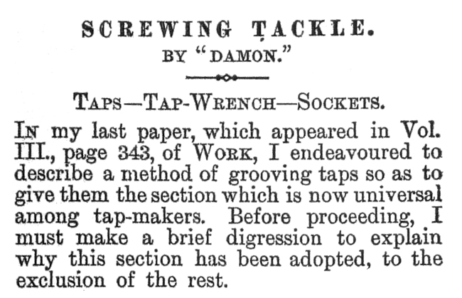 WORK No. 151 - Published February 6, 1892  6