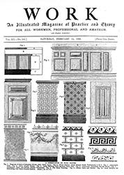 WORK No. 152 - Published February 13, 1892   4