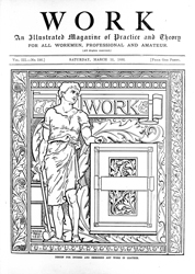 WORK No. 156 - Published March 12, 1892   4