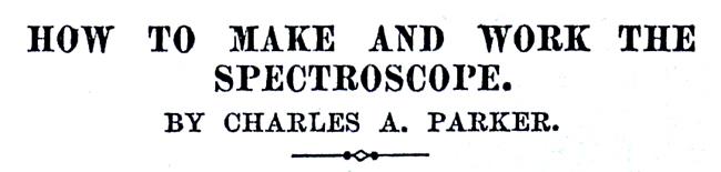 WORK No. 159 - Published April 2, 1892  7