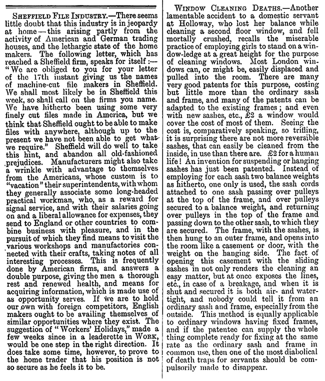 WORK No. 167 - Published May 28 1892  5