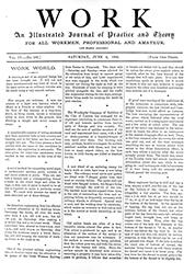 WORK No. 168 - Published June 4 1892  4