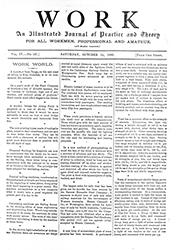 WORK No. 187 - Published October 15 1892  4