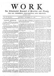 WORK No. 191 - Published November 12 1892  4