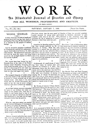 WORK No. 199 - Published January 7th 1893 NEW 4