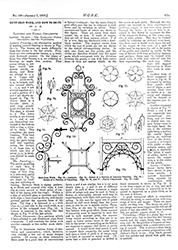 WORK No. 199 - Published January 7th 1893 NEW 11