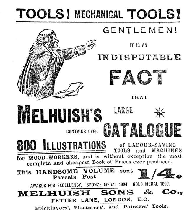 WORK No. 200 - Published January 14 1893  5