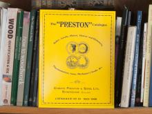 The Preston 1909 Catalog